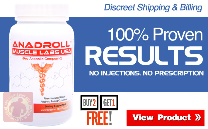 anadrol supplement