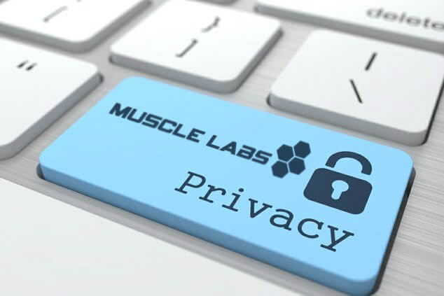 Privacy Policy for Muscle Labs RX